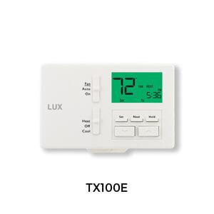 TX100E updated